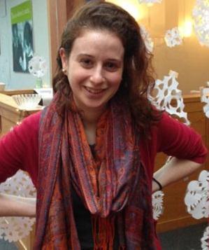 Naomi Porper, CYB alumna